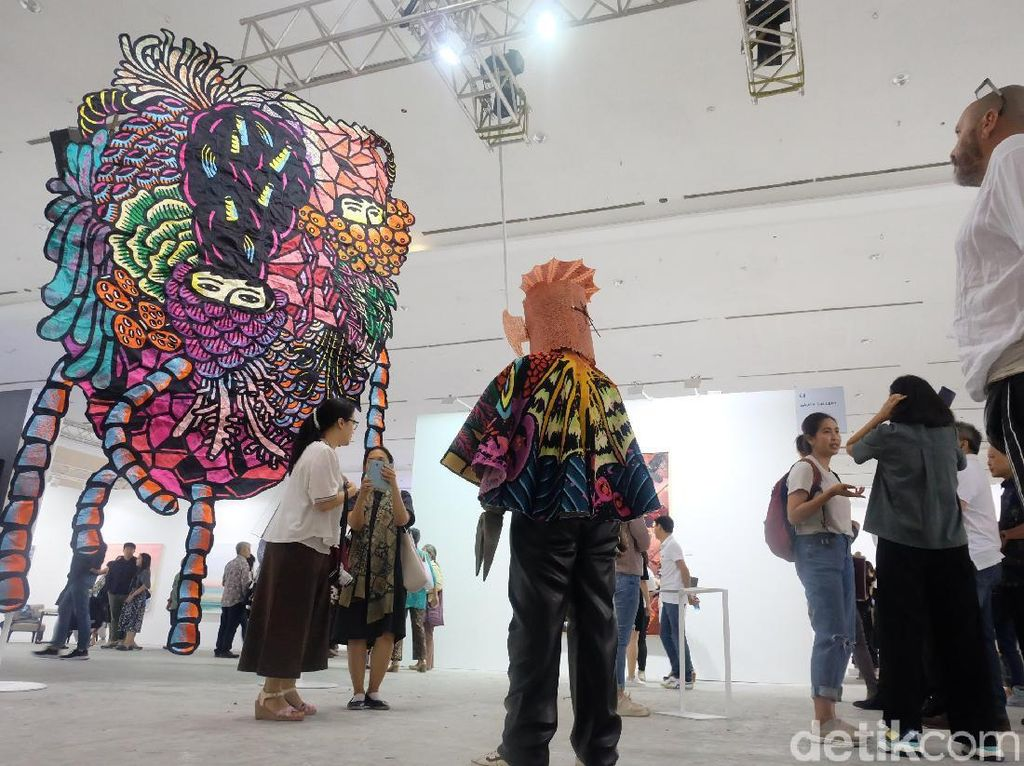 Art Jakarta 2019 Sukses Gaet 39 Ribu Pengunjung