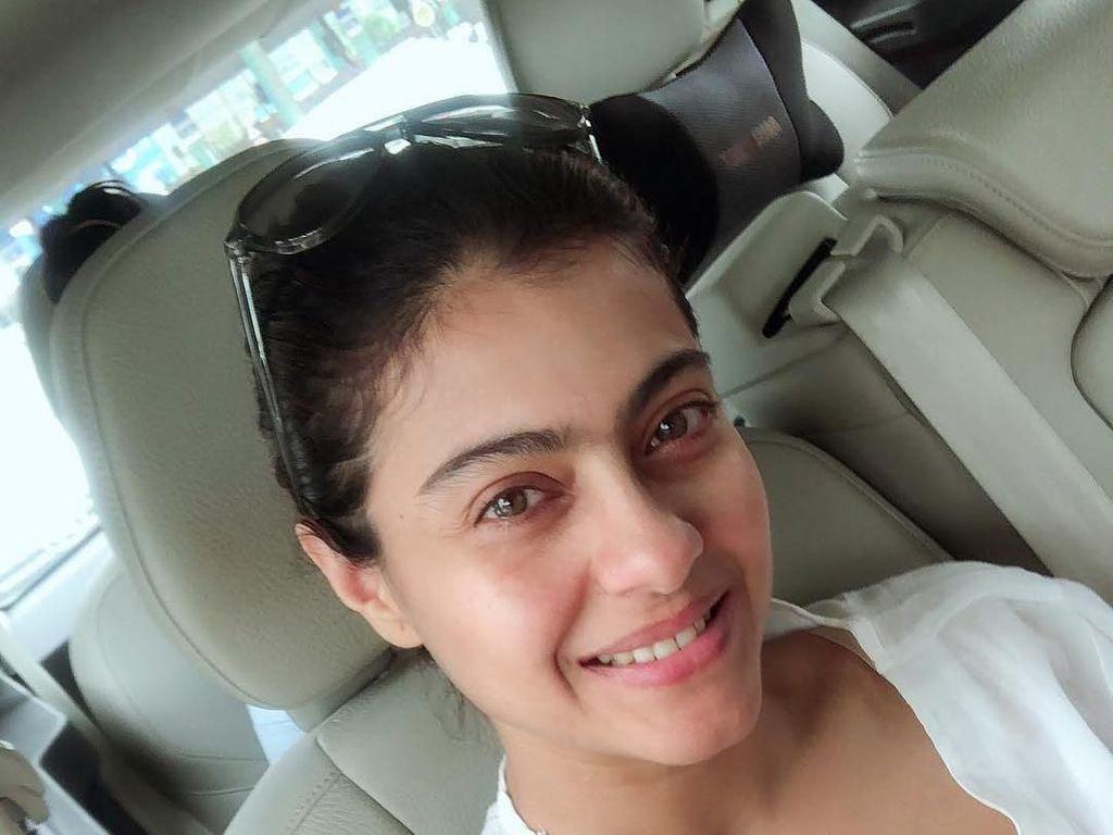 Saat 9 Artis Bollywood Pamer Wajah Tanpa Makeup, Masih Cantik?