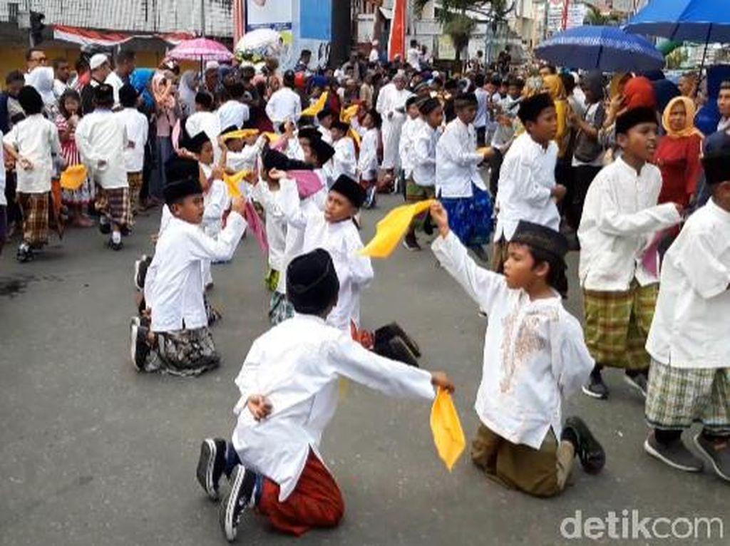 Foto: Warna-warni Tahun Baru Islam di Ambon