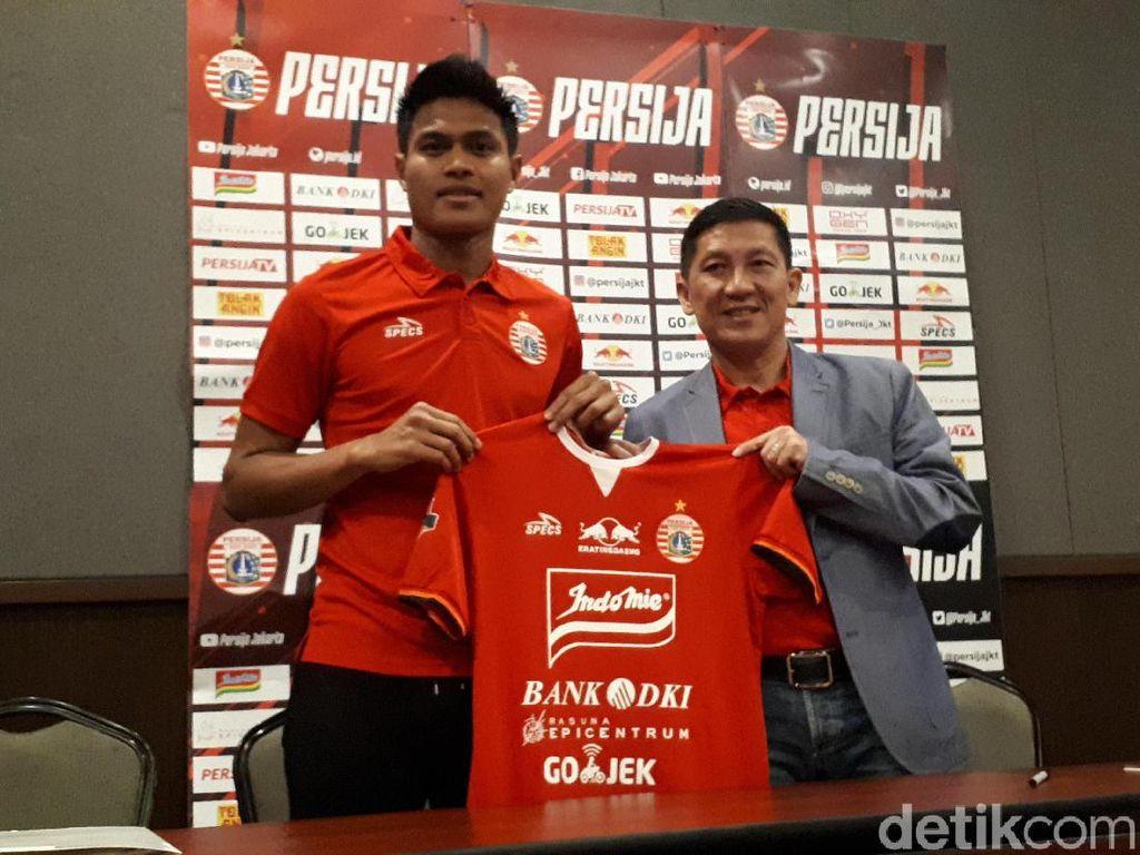 Persija Paksa Ambil Fachruddin dari Madura United Karena Butuh