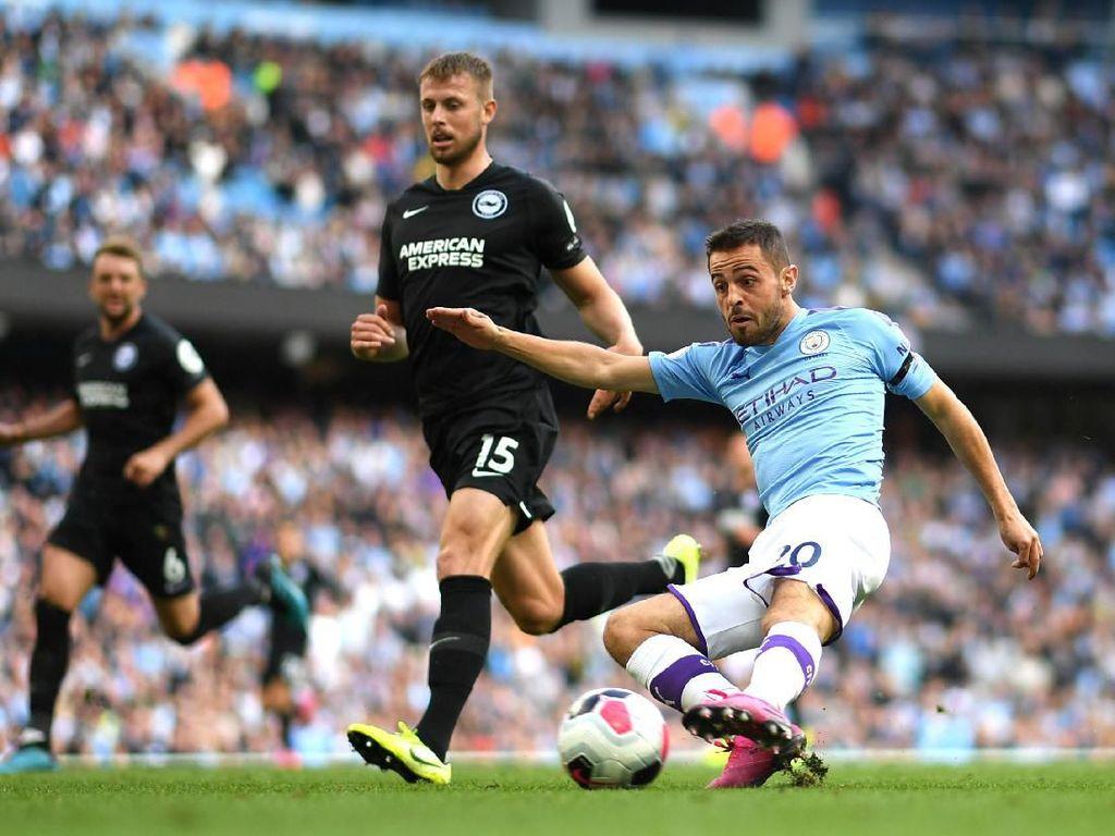 Kualitas Pemain yang Membedakan Manchester City dengan Brighton