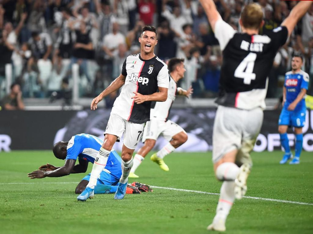 Jelang Juventus Vs Napoli: Pirlo Sanjung Gattuso