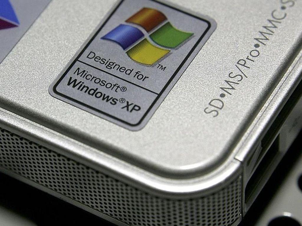 Jutaan Orang Masih Pakai Windows XP Microsoft