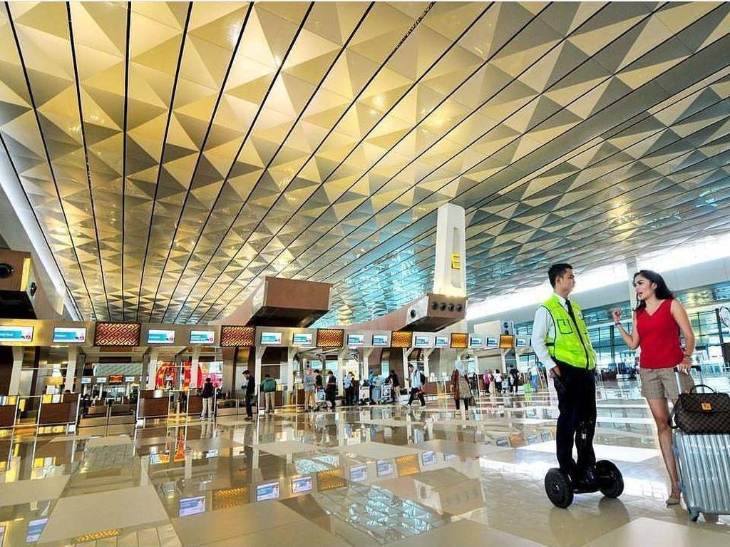 Bandara Soetta Merespons Pujian Wishnutama