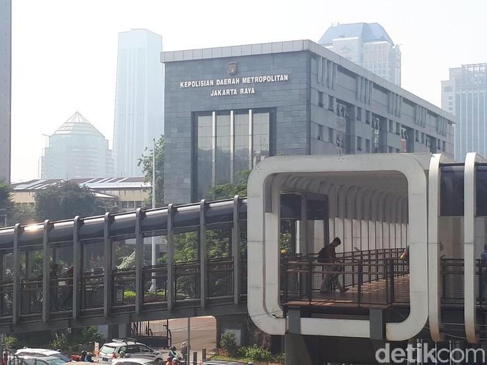 Gedung Polda Metro Jaya