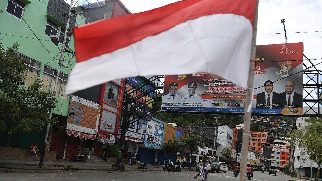 Kota Jayapura Pascaunjuk Rasa