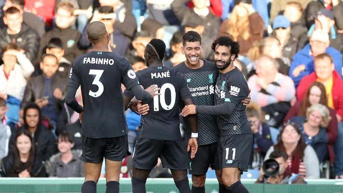 Liverpool paling untung dari hak siar televisi. Foto: Reuters