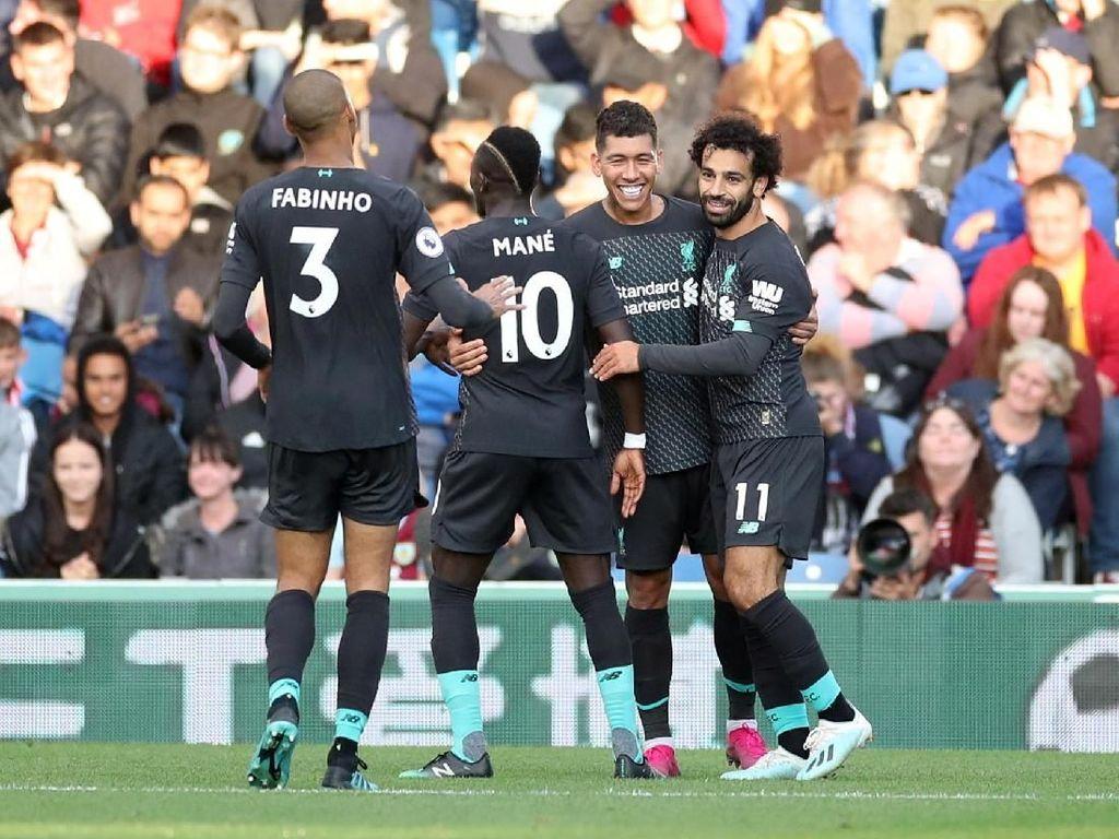 Liverpool Punya Lini Depan yang Seimbang