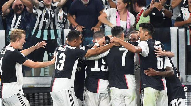 Kans Inter Milan dan Juventus Lanjutkan Keperkasaan