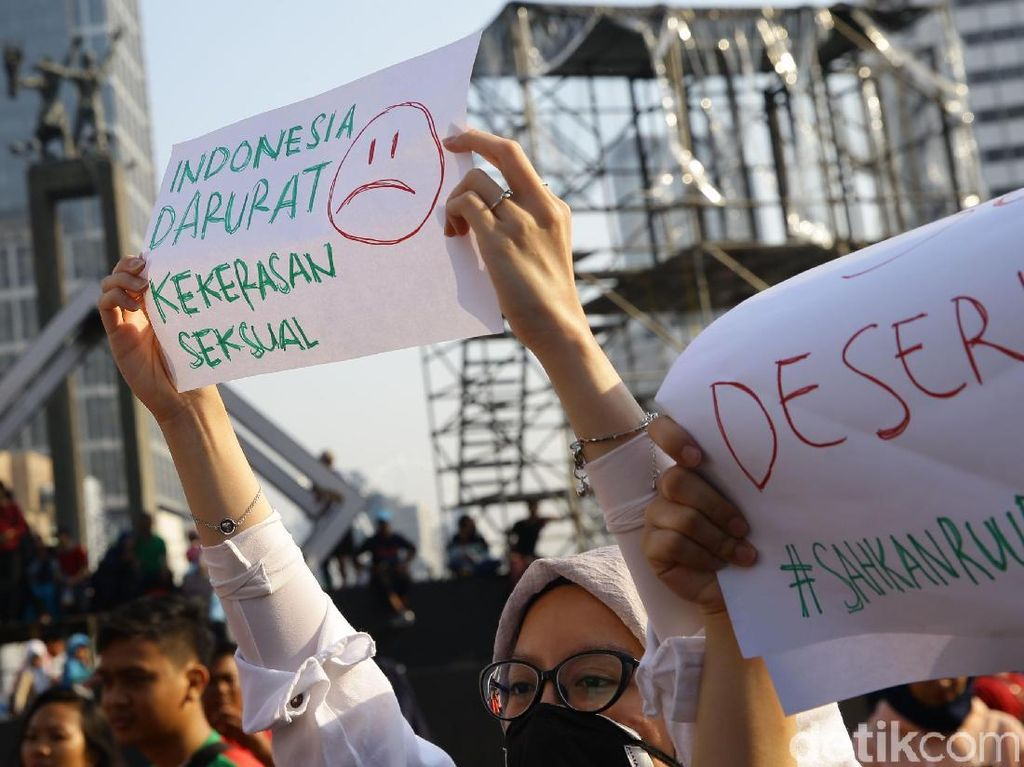 Psikiater Ungkap Alasan Korban Kekerasan Seksual Tak Mau Lapor