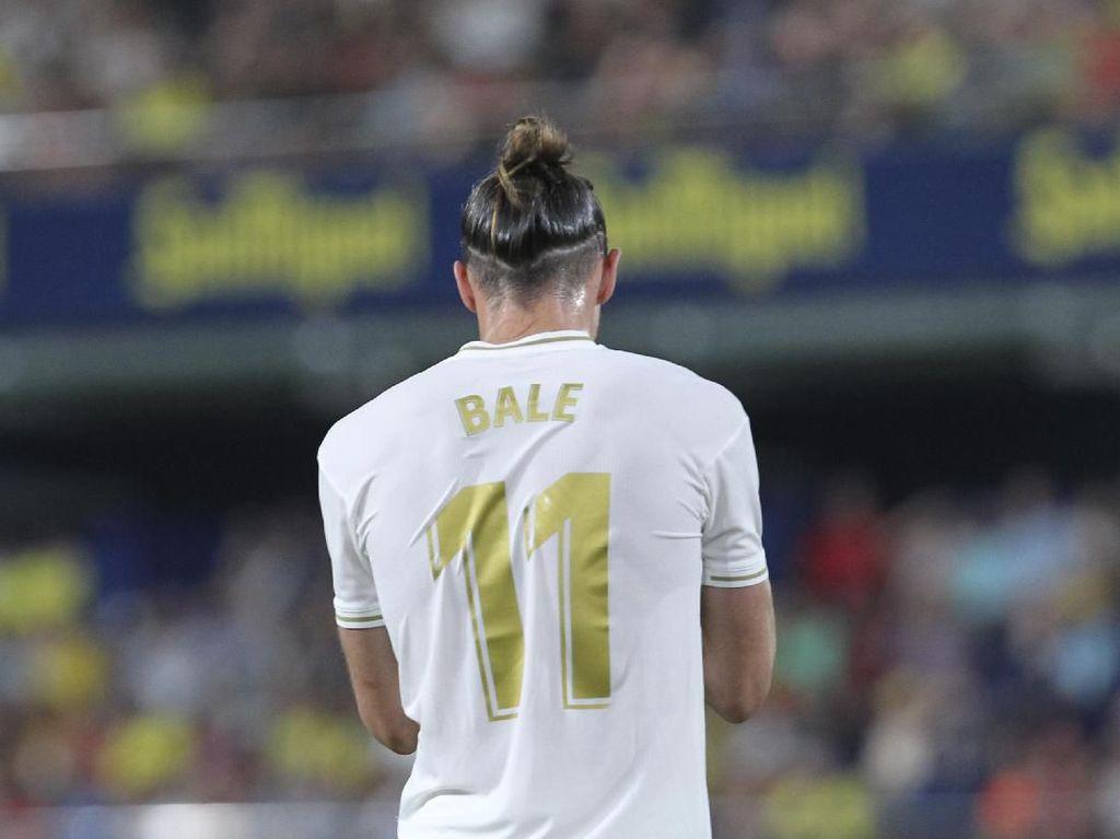 Cukup Dua Menit, Gareth Bale Berubah dari Pahlawan Jadi Pesakitan