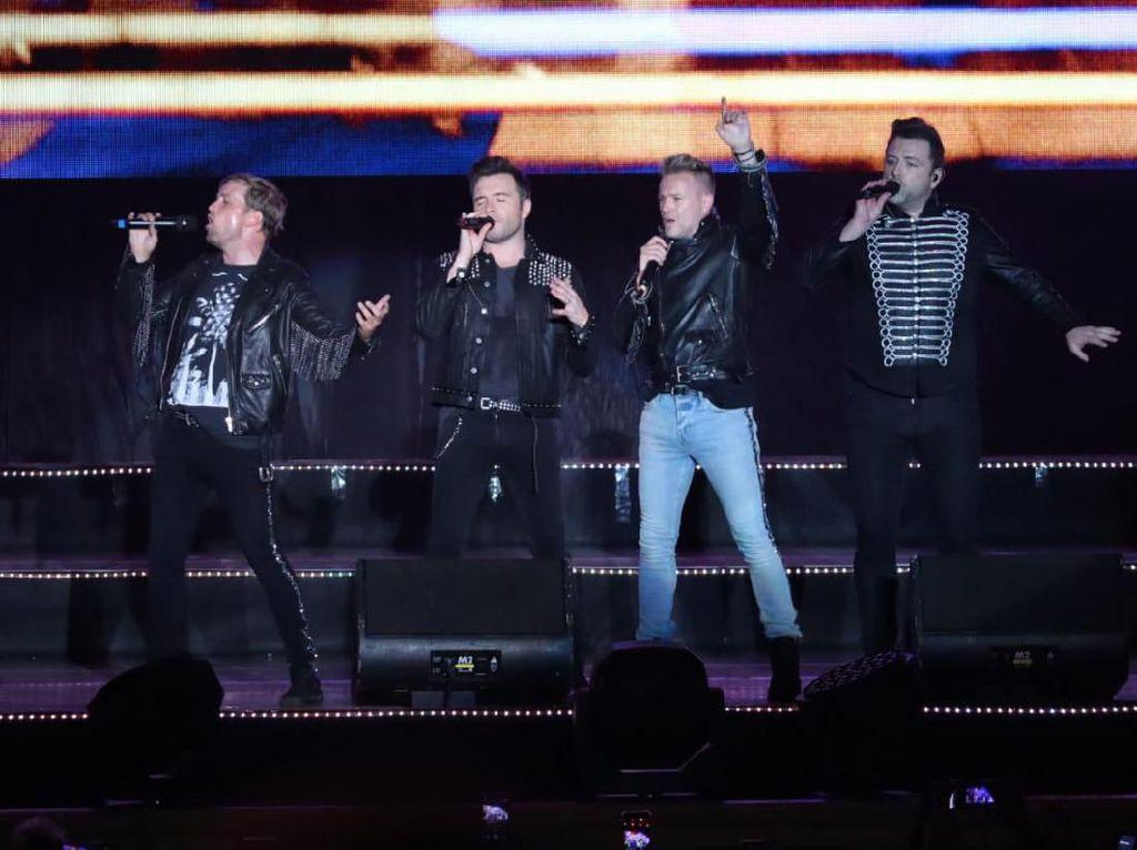 Westlife Tinggalkan Label Rekaman tapi Sebut Bakal Buat Album