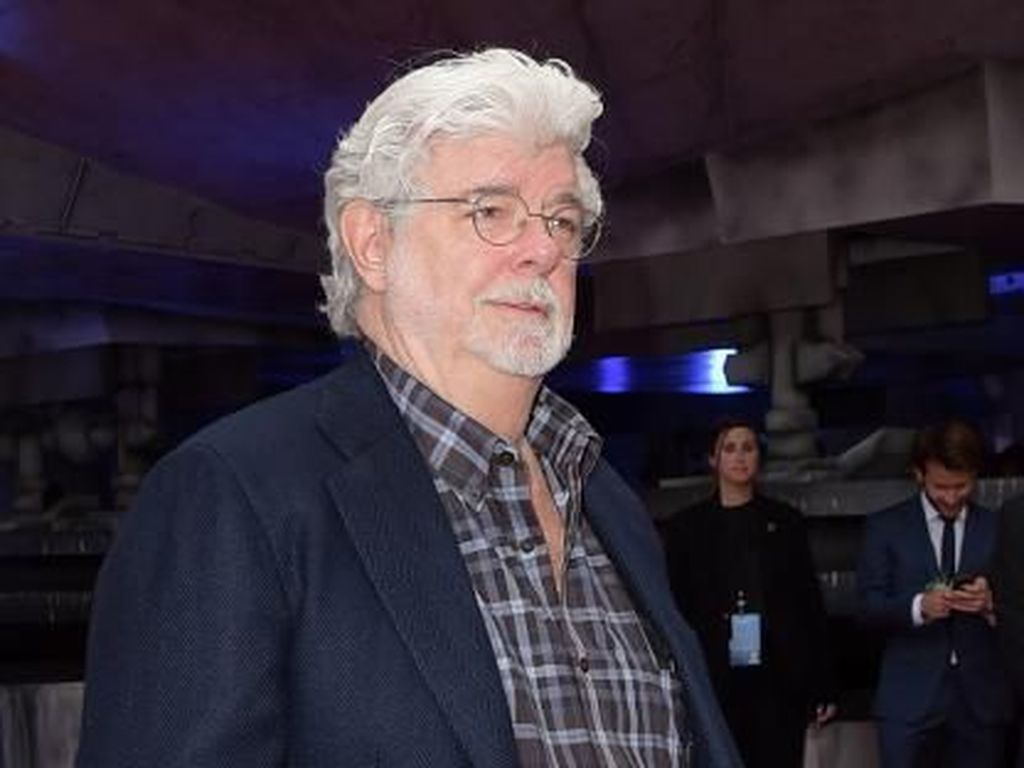 Sukses Bikin Star Wars, George Lucas Punya Harta Rp 85 Triliun
