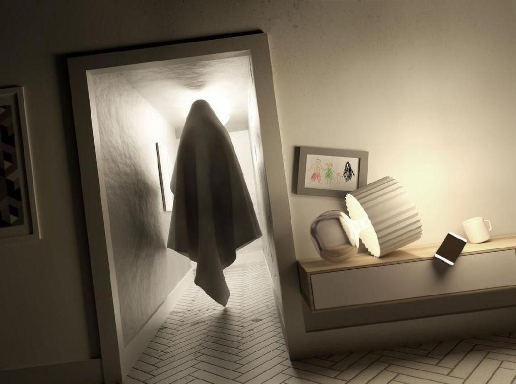 Foto: Mengintip Penginapan Airbnb Berhantu