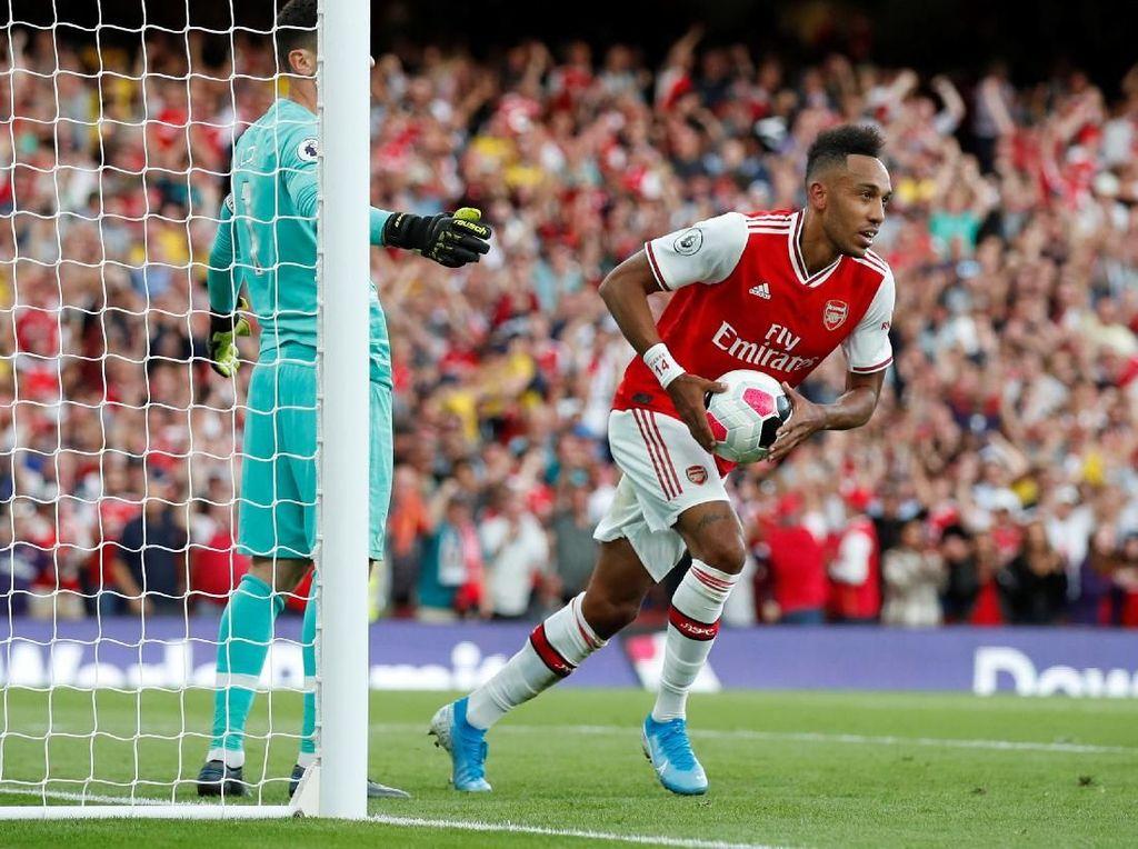Aubameyang: Arsenal Harusnya Menang, Bukan Imbang
