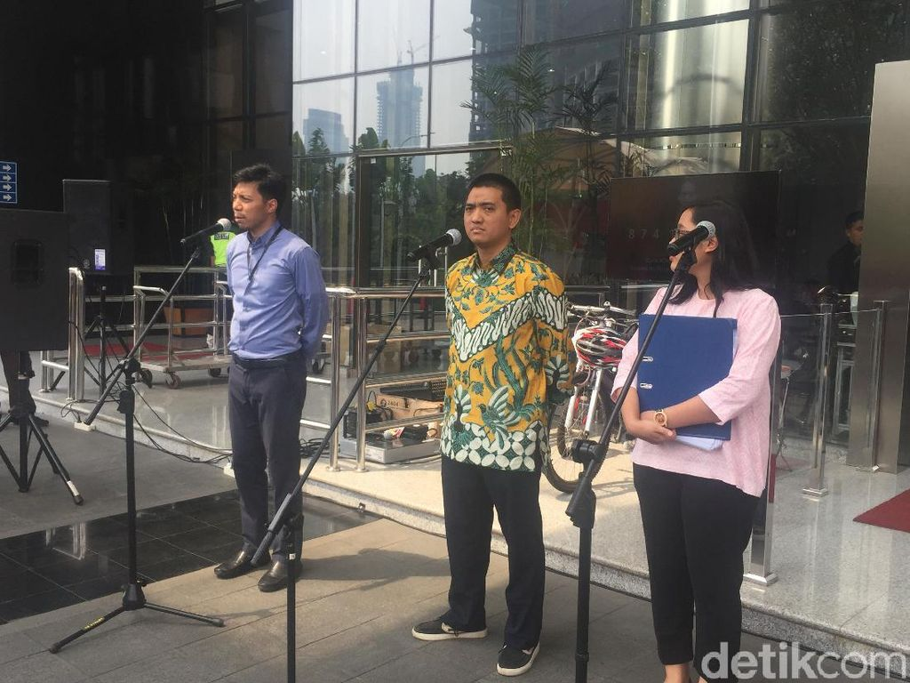 WP KPK Sebut 1.000 Pegawai Teken Petisi Minta Jokowi Tak Salah Pilih Capim