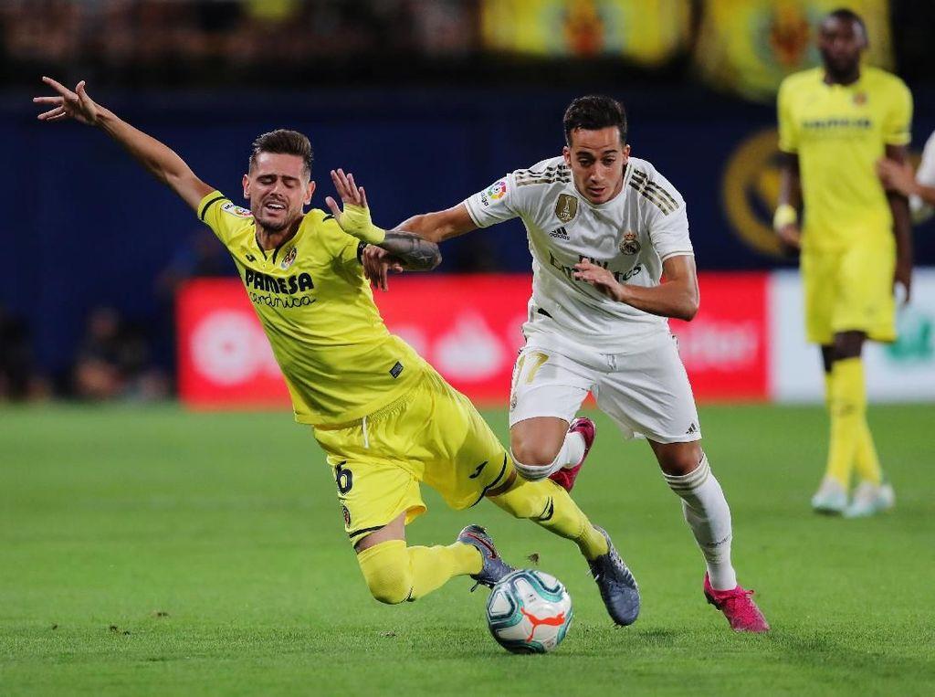 Real Madrid Cuma Kurang di Hasil Akhir