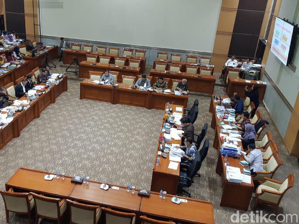 Komnas HAM-LPSK-BNN-BNPT Minta Tambahan Anggaran ke DPR