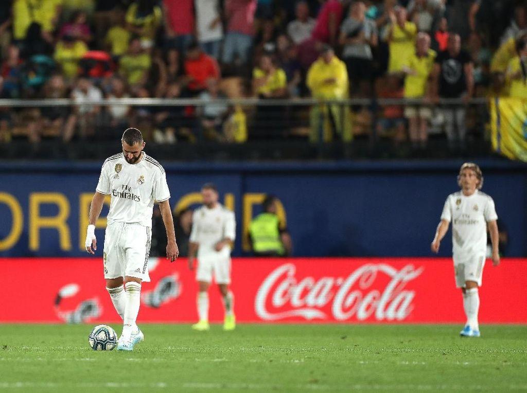 Gagal Menang Lagi, Real Madrid Punya Banyak Kekurangan
