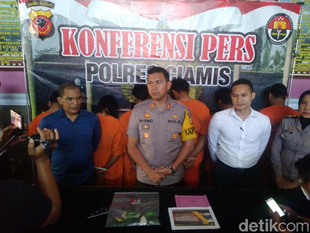 Dituduh Selingkuh Tukang Servis HP Tewas Dikeroyok, 6 Pelaku Ditangkap