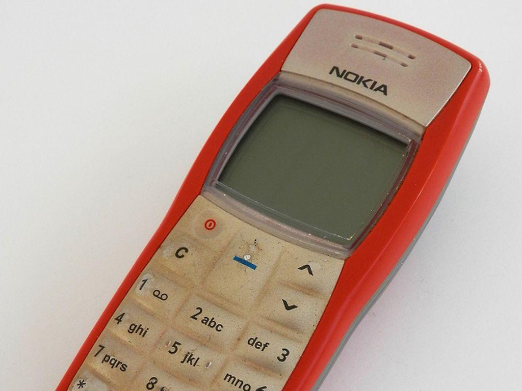 10 Ponsel Terlaris Sepanjang Masa