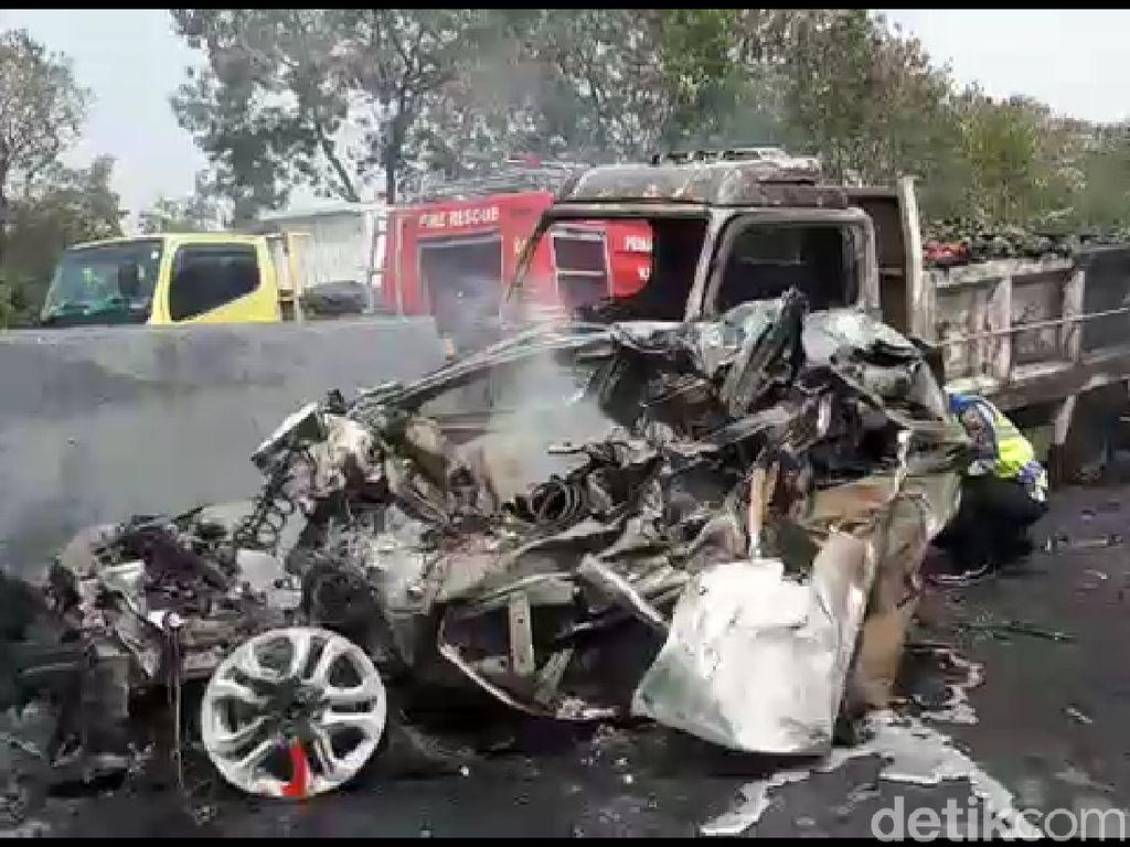 Daftar Panjang Kecelakaan Mematikan di Cipularang