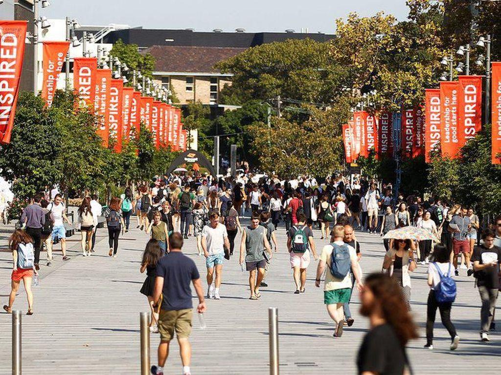 Australia Bikin Satgas Khusus Atasi Pengaruh China di Universitas