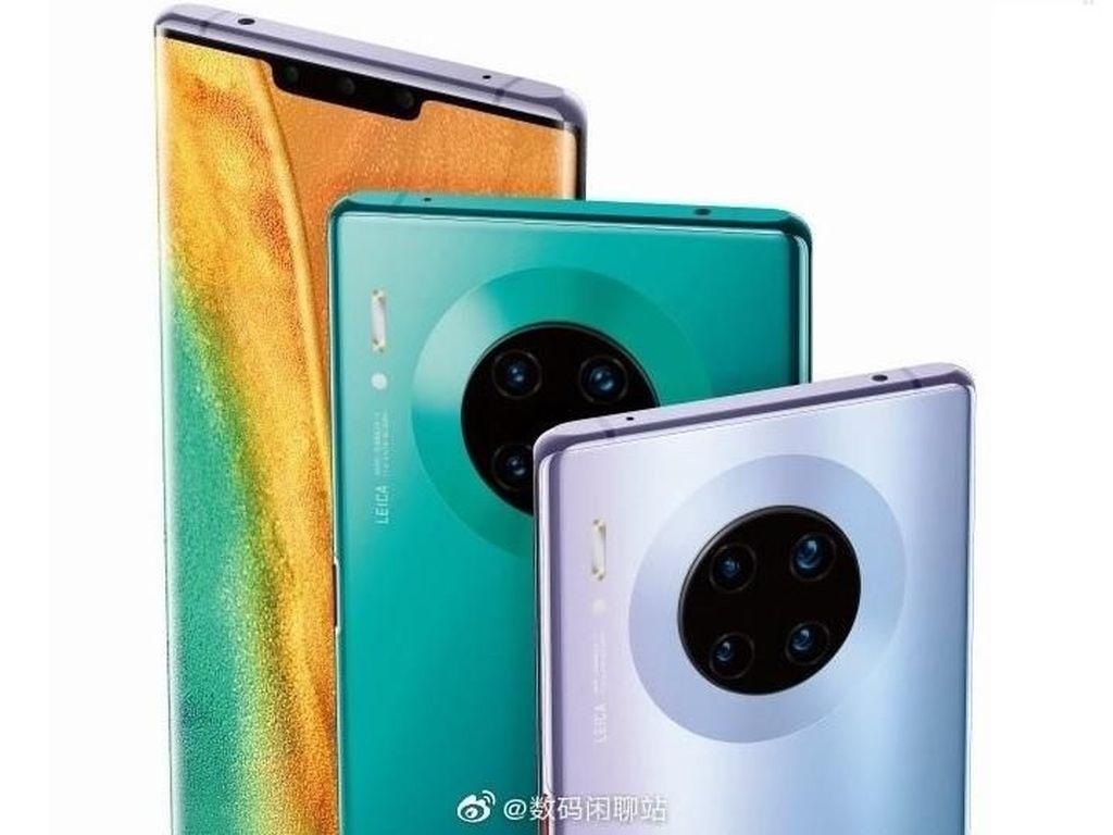 Huawei Ungkap Jadwal Kelahiran Mate 30 & Mate 30 Pro