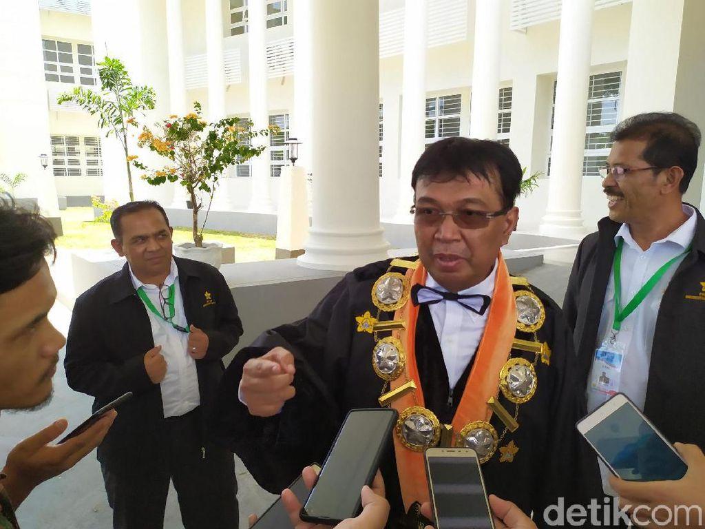 Rektor Unsyiah Wanti-wanti PT di Aceh Didominasi Mahasiswa Luar Daerah