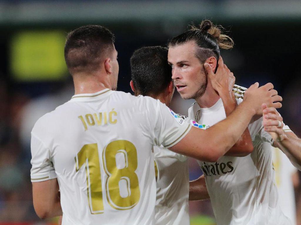 Bale Dikartu Merah, Zidane Berkomentar