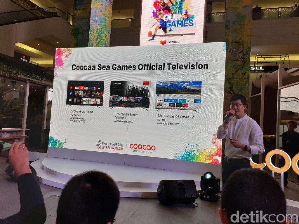 Coocaa Janji Kasih Update Android 5 Kali