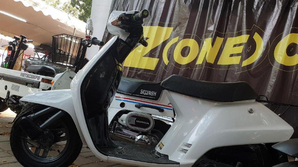 Motor Listrik Honda 3 Roda Ini, Rp 55 Juta Saja