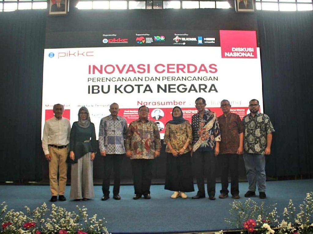 Perpindahan Ibu Kota Jadi Momentum Menuju Indonesia Cerdas