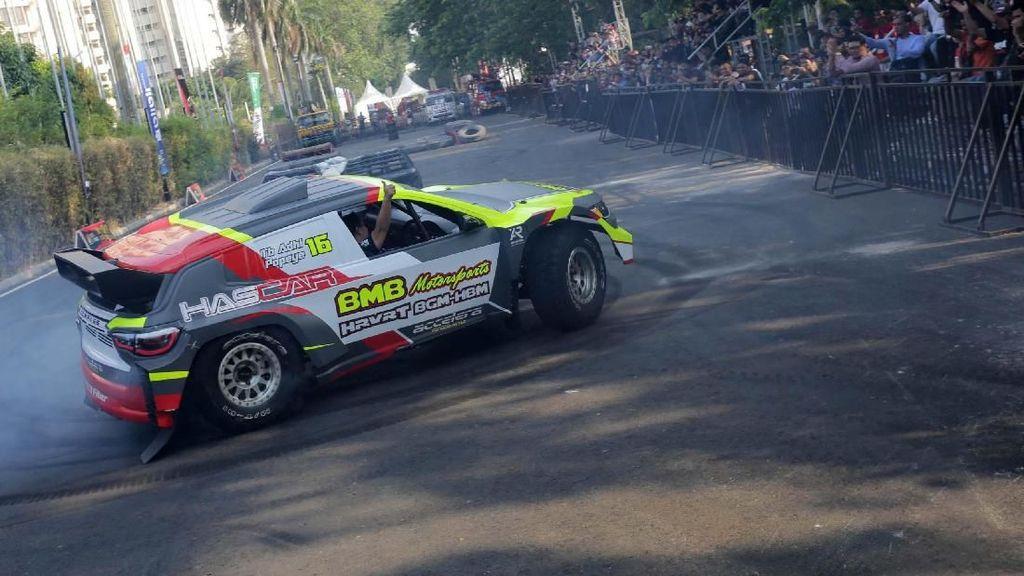 Peluncuran Team BMB Motorsport