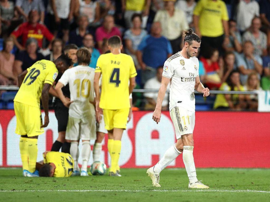 Dua Terjangan Bale ke Quintilla Berujung Kartu Merah