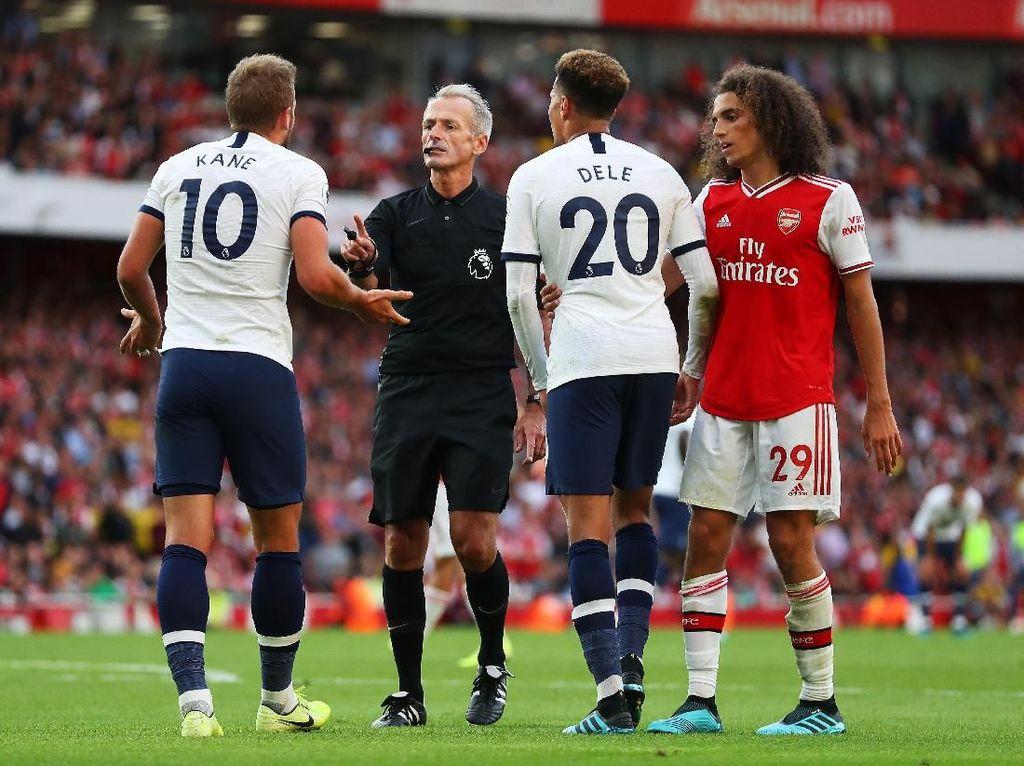 Harry Kane ke Wasit: Mana Penalti untuk Aku?