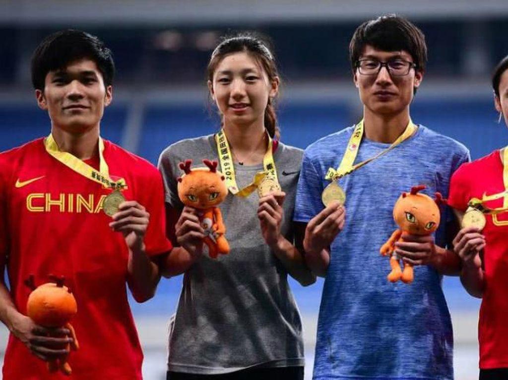 Raih Prestasi di Kejuaraan Lari, 2 Atlet Wanita Ini Viral karena Dikira Pria