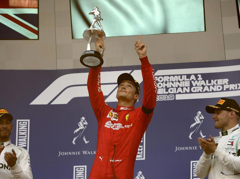 Kemenangan Leclerc untuk Mendiang Anthoine Hubert