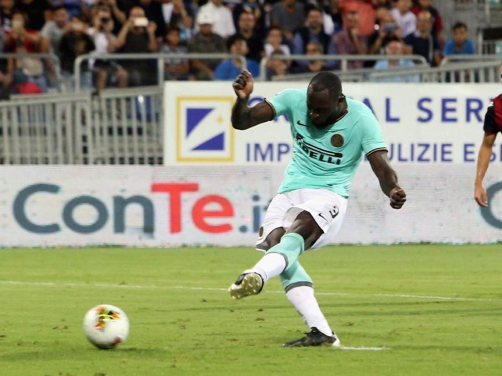Lukaku Jadi Penyelamat Inter Milan