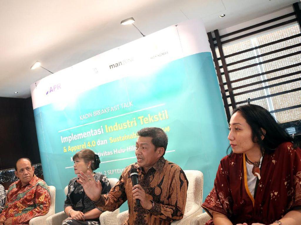 Implementasi Industri Tekstil & Apparel 4.0