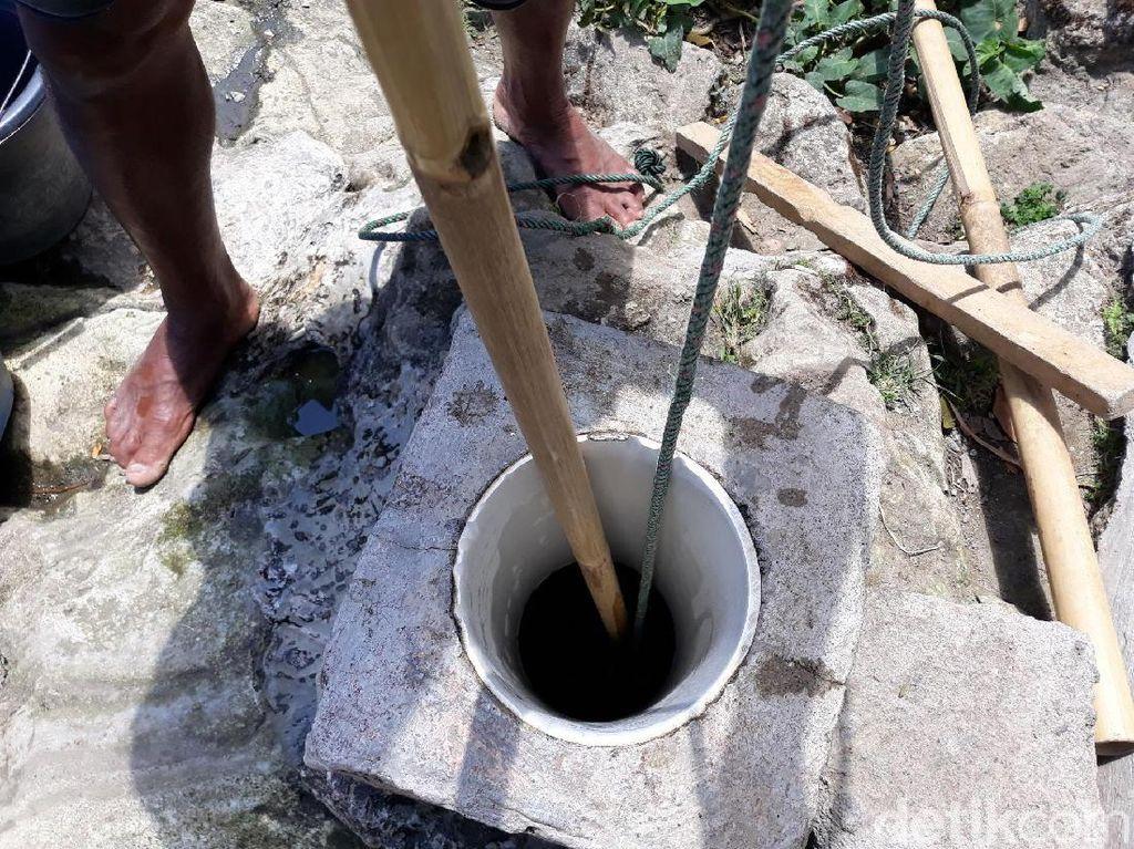 Pemerintah Tambah 556 Titik Sumur Bor Air Bersih Selama 2020