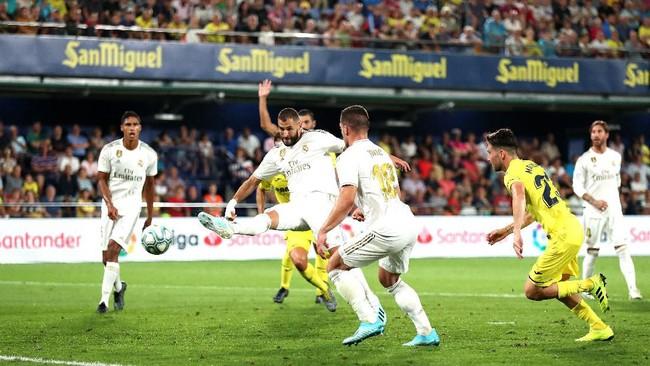 Real Madrid mempunyai misi kembali ke jalur kemenangan di lanjutan Liga Spanyol. (Foto: David Ramos/Getty Images)