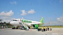 Citilink Hentikan Layanan Penerbangan Surabaya-Jember