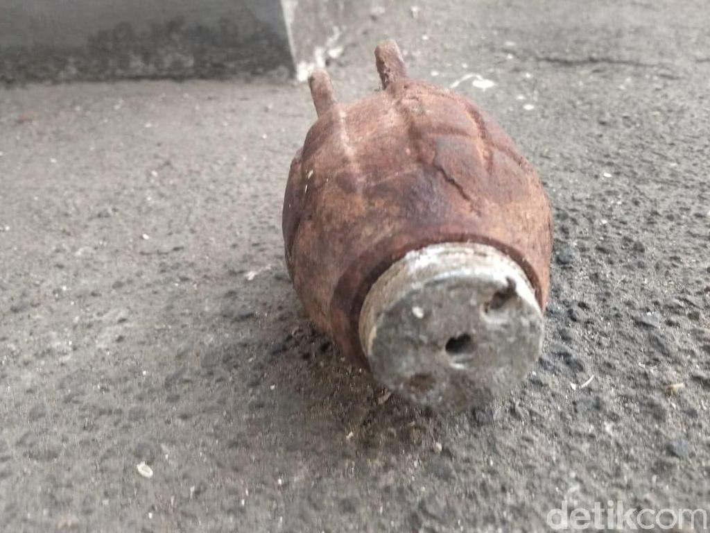 Temuan Benda Diduga Granat Jelang Pelantikan DPRD Bali Bikin Geger