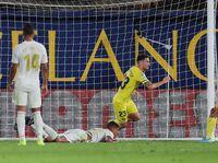 Tekad Villarreal Tunda Pesta Juara Real Madrid