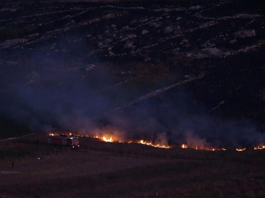 Balas Serangan Drone Israel, Hizbullah Lepaskan Roket dari Libanon