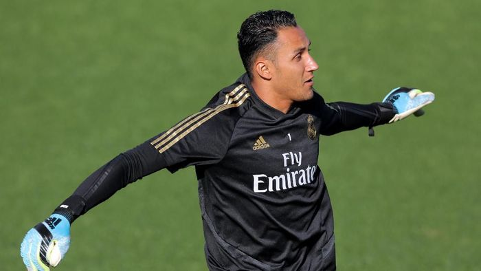 Real Madrid lepas Keylor Navas ke Paris Saint-Germain (Juan Medina/Reuters)