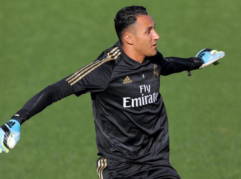 Resmi! Navas ke PSG, Madrid Dapatkan Areola