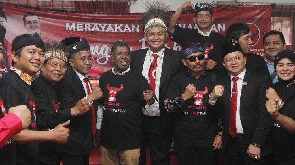 Aksi Kebhinekaan PDIP Kota Tangerang