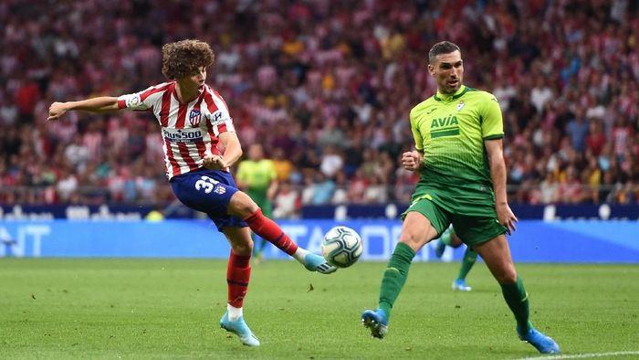 Atletico Madrid menang dramatis 3-2 saat menjamu Eibar (Denis Doyle/Getty Images)
